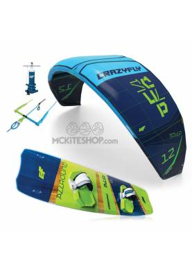 Pack Kitesurf CrazyFly Sculp & Allround 2019 - CrazyFly