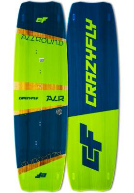 Planche CrazyFly Allround 2019 - CrazyFly Kiteboarding