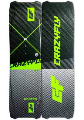 Planche kitesurf Light Wind Crazyfly Slicer 2020 - CrazyFly
