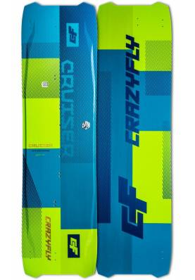 Planche kitesurf light wind Crazyfly Cruizer 2020 - CrazyFly