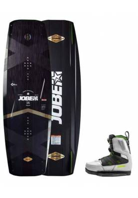 Pack Wakeboard Jobe Conflict & chausses Nitro - JOBE