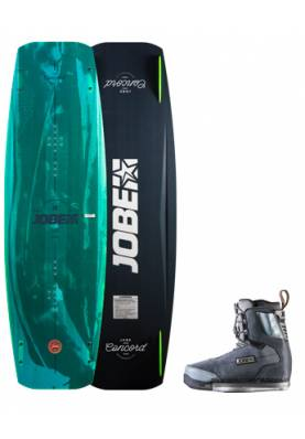 Wakeboard Jobe Concord 2020 & chausses Charge - JOBE