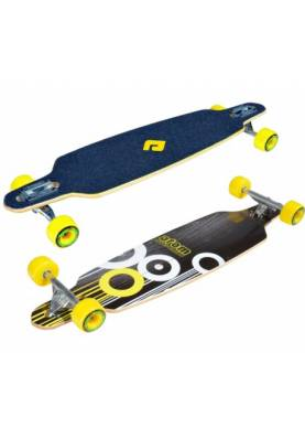 "Longboard Atom 36"" Drop Through - Atom Longboards"