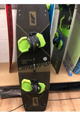 copy of Planche kitesurf Crazyfly Raptor LTD 2020 - CrazyFly