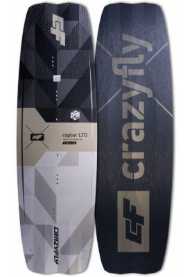 Planche kitesurf Crazyfly Raptor LTD 2021 - CrazyFly