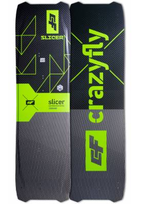 Planche kitesurf Light Wind Crazyfly Slicer 2021 - CrazyFly