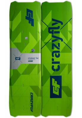 Planche kitesurf light wind Crazyfly Cruiser 2021 - CrazyFly