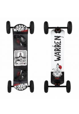 Mountainboard MBS Pro 97 Dylan Waren II - MBS Mountainboard