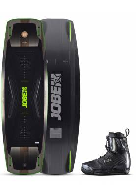 Pack Wakeboard Jobe Conflict + Chausses -