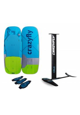 Pack Foil Crazyfly Cruz 690 + Chill Board 2021 - CrazyFly