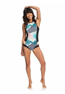 Combinaison Roxy Pop Surf Short John back zip - Roxy