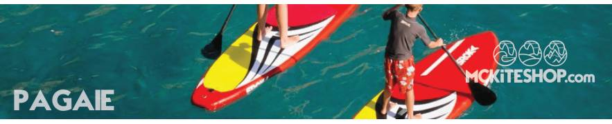 Pagaie Stand-up-Paddle (SUP) sur MCkiteshop