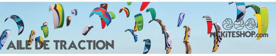 Powerkite - Aile de traction sur MCkiteshop